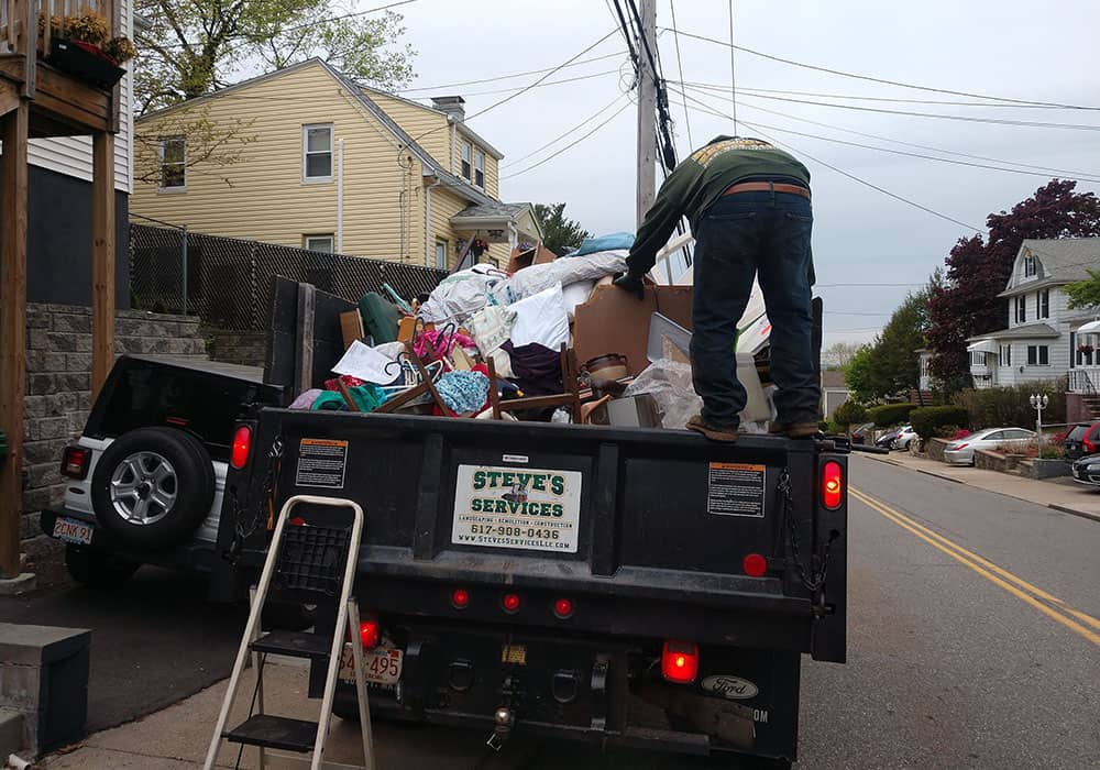 Junk Removal by Steve's Services
